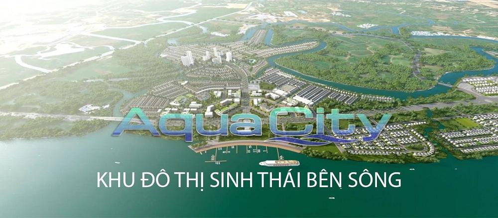 Dự án Aqua City Biên Hòa Đồng Nai