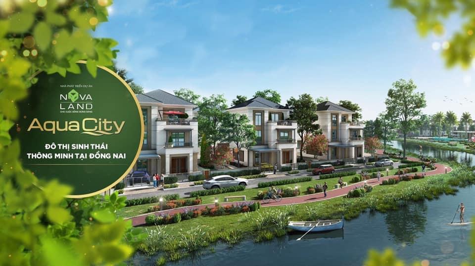 Biệt thự song lập Aqua City SV1-1.01 giá 8,2 tỷ