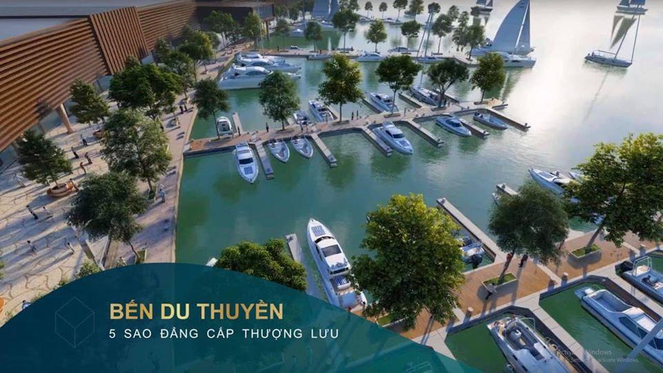 Giá bán dự án aqua city