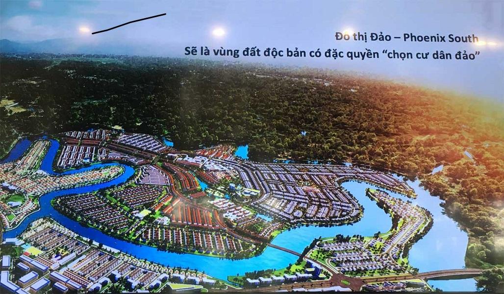 Dự án Aqua City Phoenix Island Đồng Nai đảo phụng hoàng